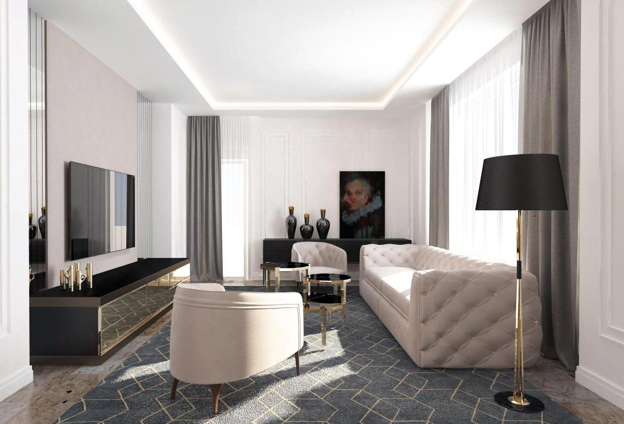 Дизайн интерьера цена киев